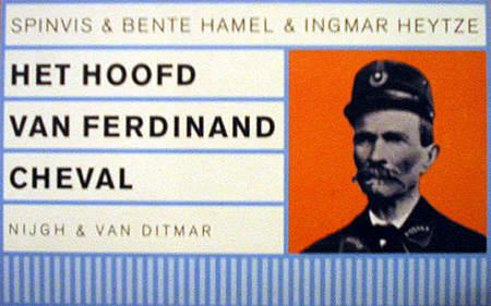 Het hoofd van Ferdinand Cheval