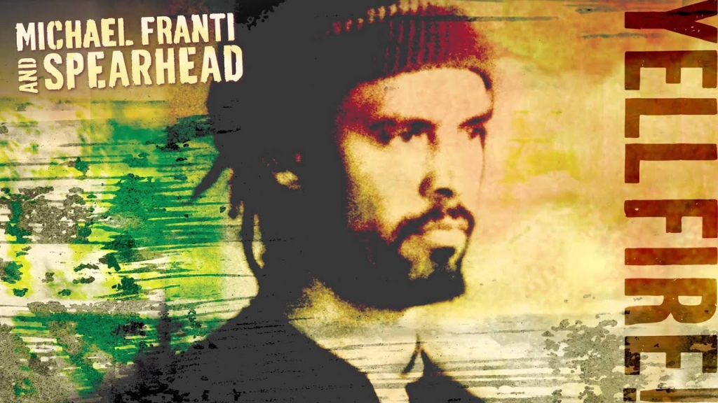 michael franti i know i'm not alone