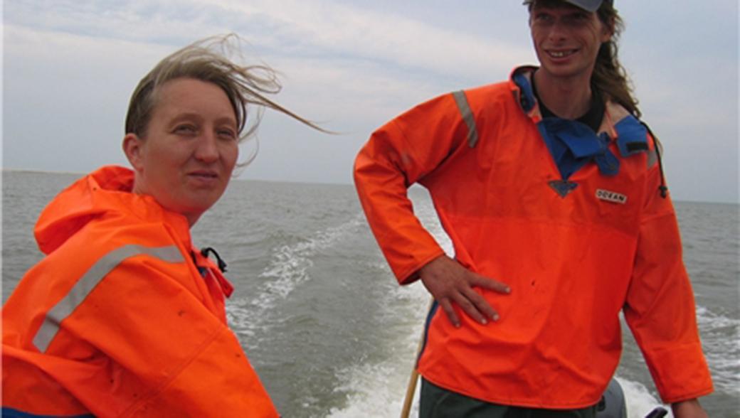"""De Goede Vissers: """"Wij geloven in kleinschalige visserij en natuurbouw op de Wadden"""""""