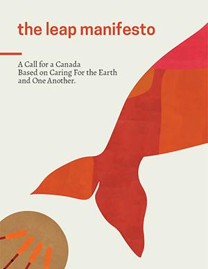 Leap Manifesto Naomi Klein