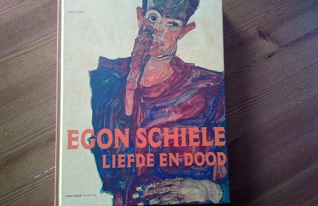 Egon Schiele, de 'Van Gogh van Oostenrijk'