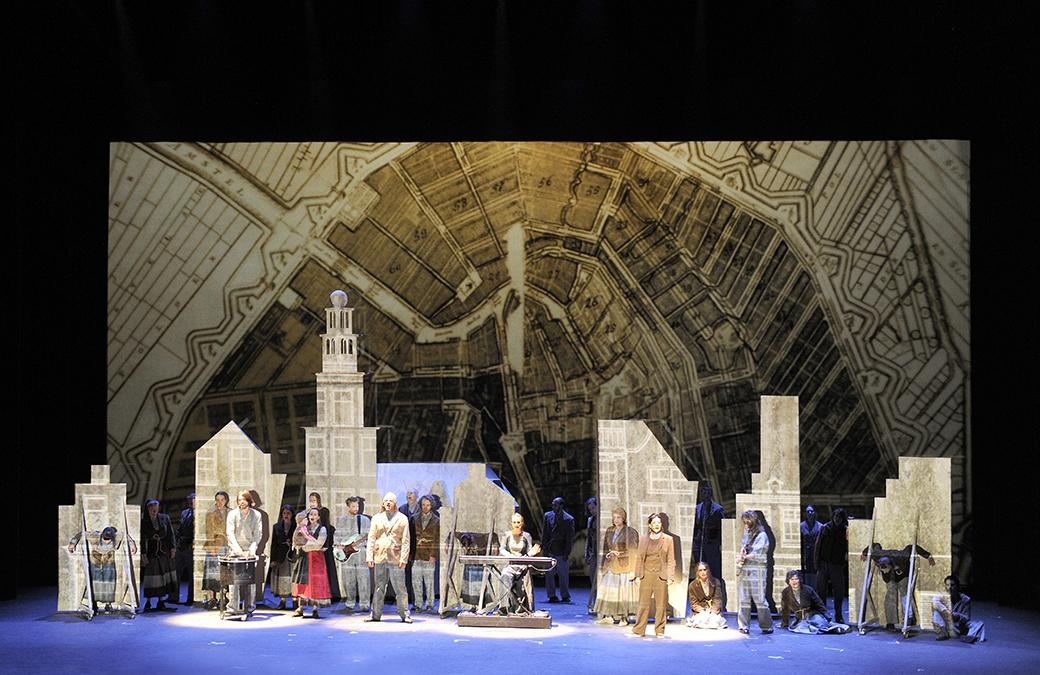 Van Siberië naar Carré: locatievoorstelling Het Pauperparadijs wordt schouwburgspektakel