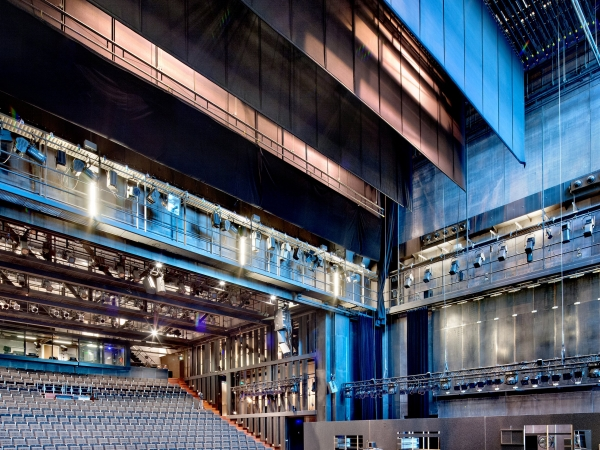 Theatertechniek Internationaal Theater Amsterdam theater Rotterdam Het Nationale Toneel