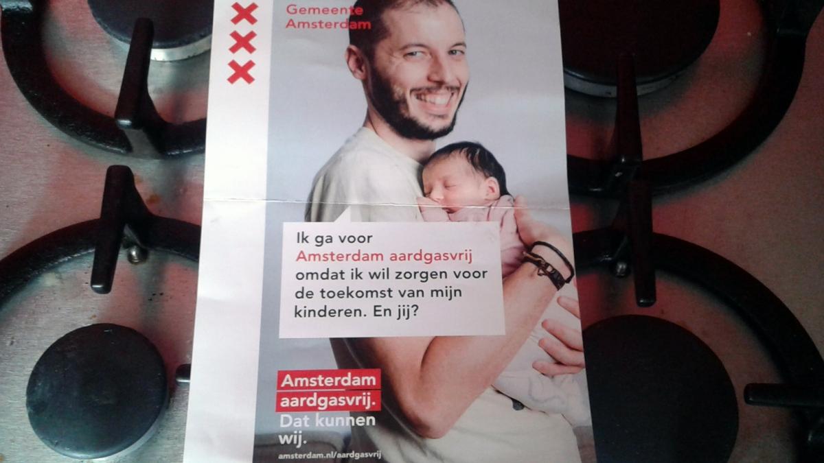 Amsterdam Aardgasvrij dat kunnen wij Wendy Koops