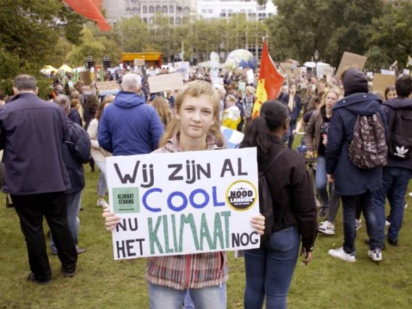 JovannaForFuture Mirjam Marks Klimaatstaken