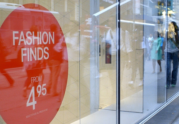 True Cost fast fashion