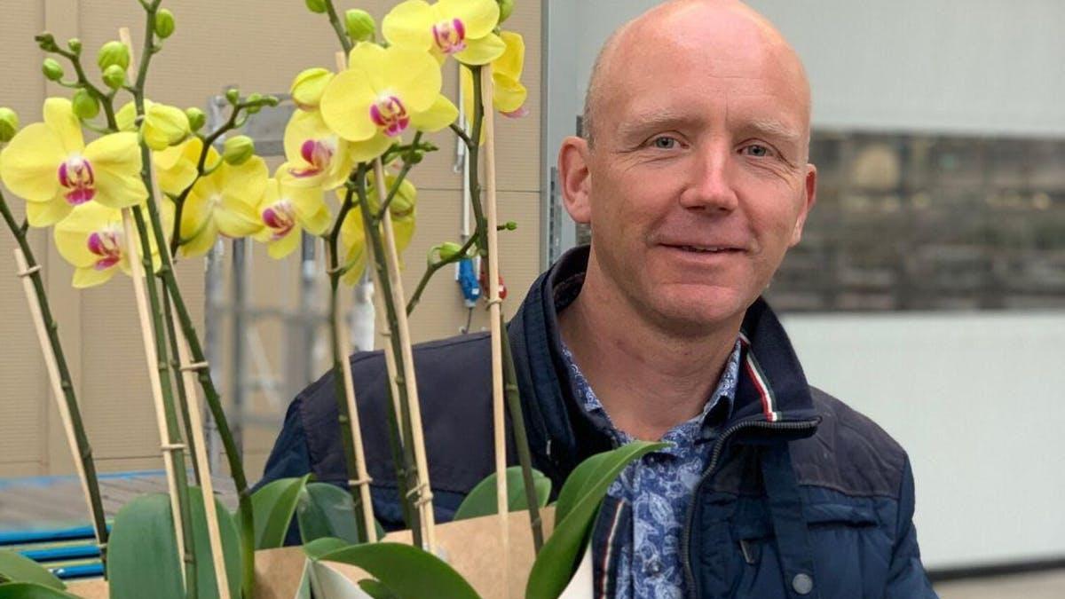 biologische bloemen en planten Bee-o
