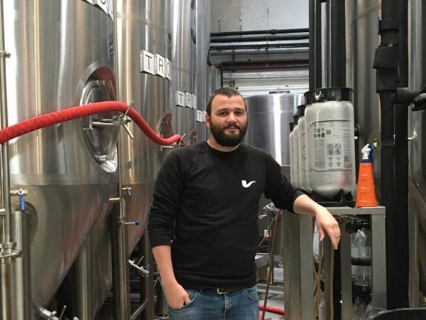 Biologisch bier Skal Brouwerij Troost